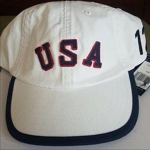 VTG Polo USA shield ball cap 💯
